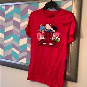 Sanrio Hello Kitty collectible T-shirt XL